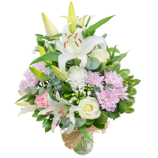 Funeral Bouquet Flowers