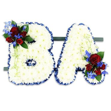 Personalised Funeral Flowers Tributes