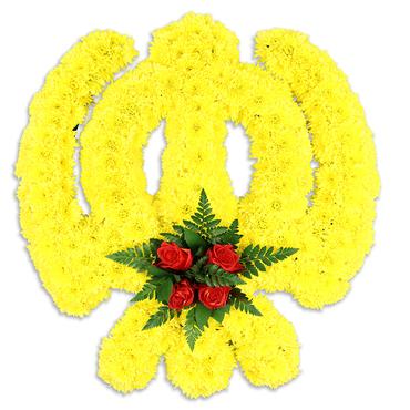 Khanda Funeral Flowers