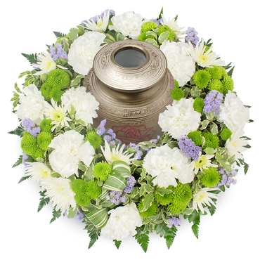 Urn Flower Tribute