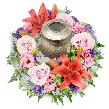 Urn Flowers Delivered