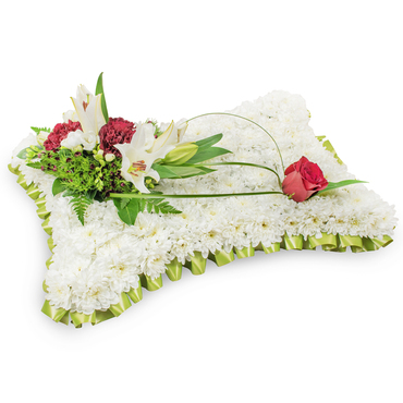 Cushion Flower Tributes