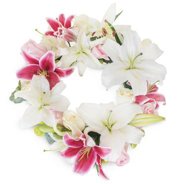 Condolence Wreath