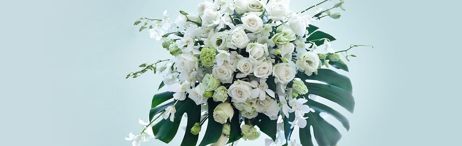 Funeral Flowers Arrangements Sympathy Condolences Flowers Free Delivery